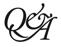 QandA logo