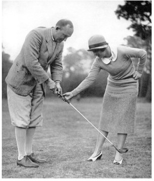 ty-cobb-the-american-golfer 1931