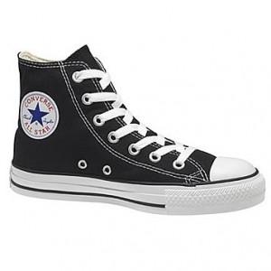 Flat-soled shoes ... good!
